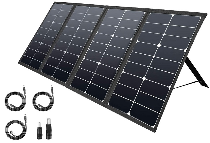 ROCKPALS Portable Solar Panel Charger