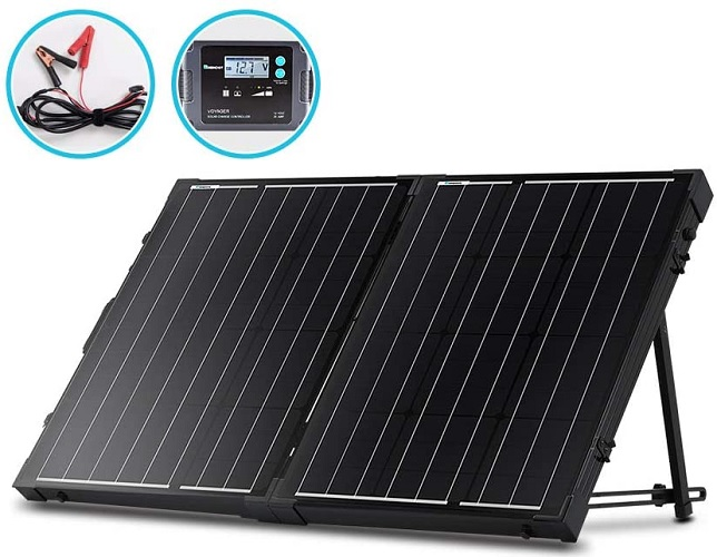 Renogy Off Grid Portable Foldable Solar Panel