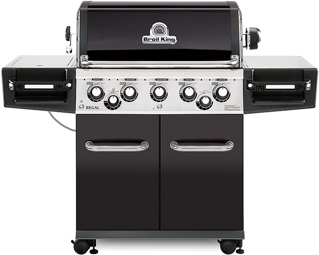 The Regal Broil King Outdoor Gas Grill
