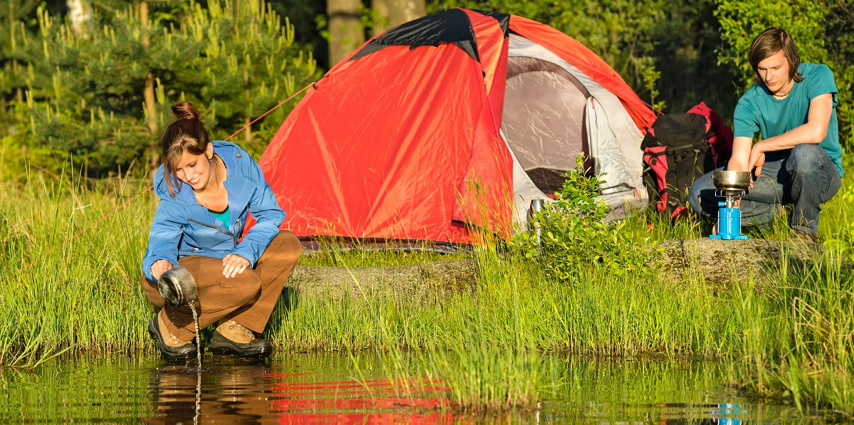 Ways to Maintain Good Hygiene While Camping