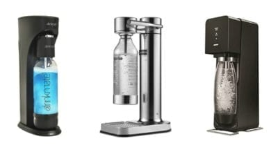 best carbonated soda water maker reviews