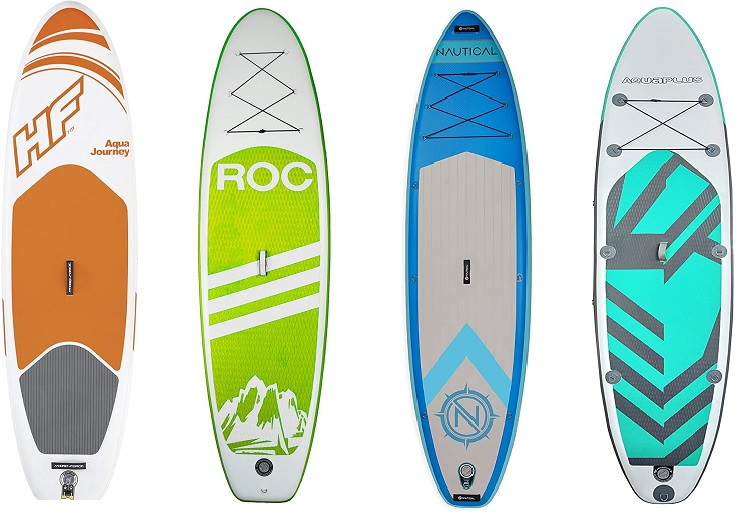 best cheap paddle boards