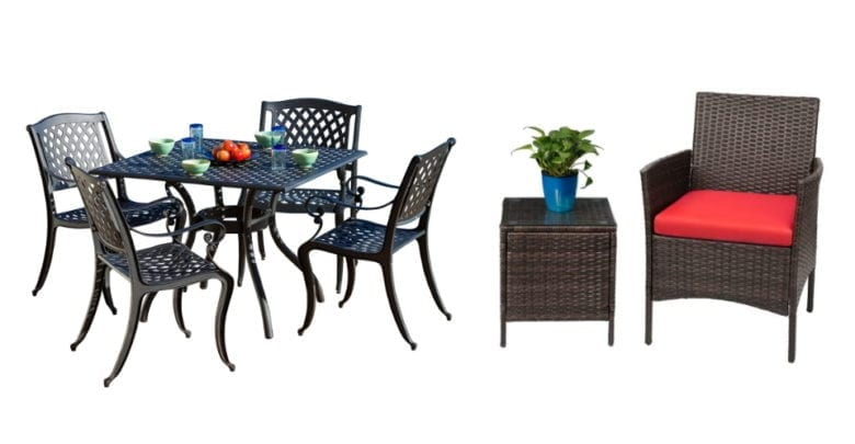 Best Outdoor Patio Furniture Sets Brands Reviews