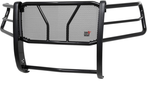 Westin grille brush guard