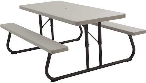 best folding picnic table