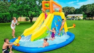 best inflatable water slides
