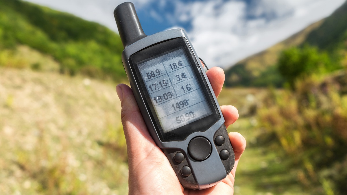 How To Use A GPS Unit
