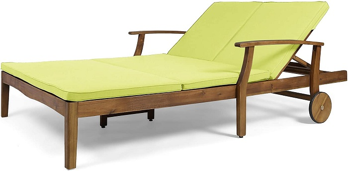 Samantha Double Chaise Lounge