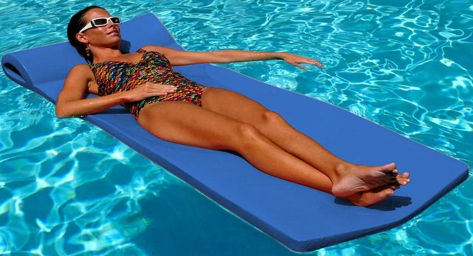 Texas Recreation Sunsation Floating Water Mat