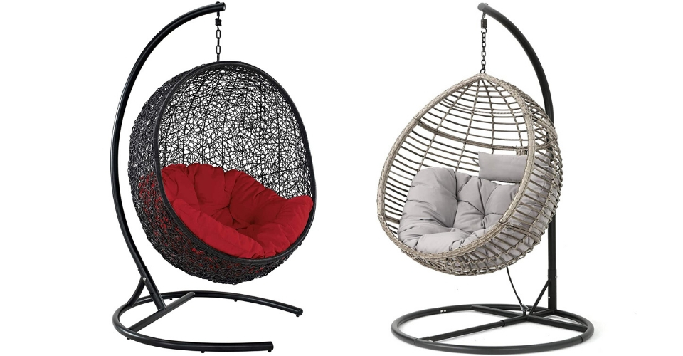 The best hanging egg chairs