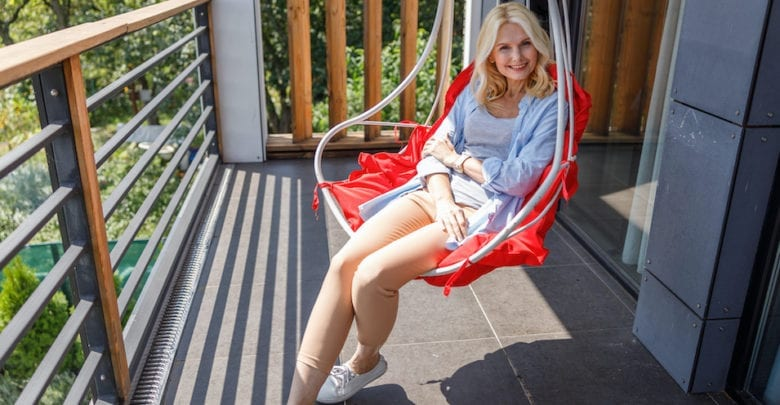 Best hanging pod chair