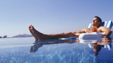 best floating pool lounger