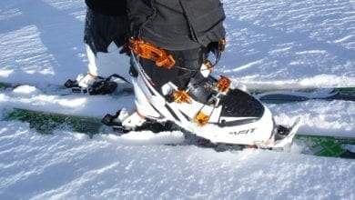 How to Break in New Ski Boots