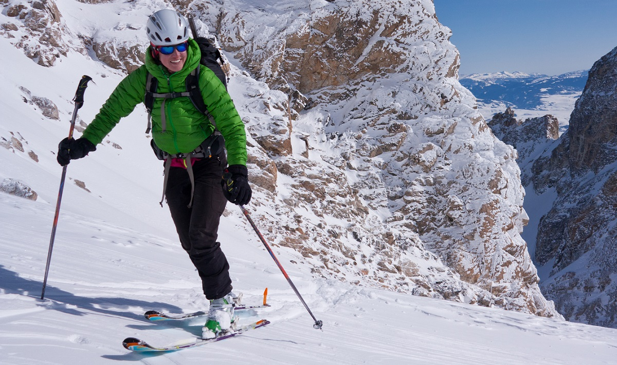 How to Get Started Telemark Skiing