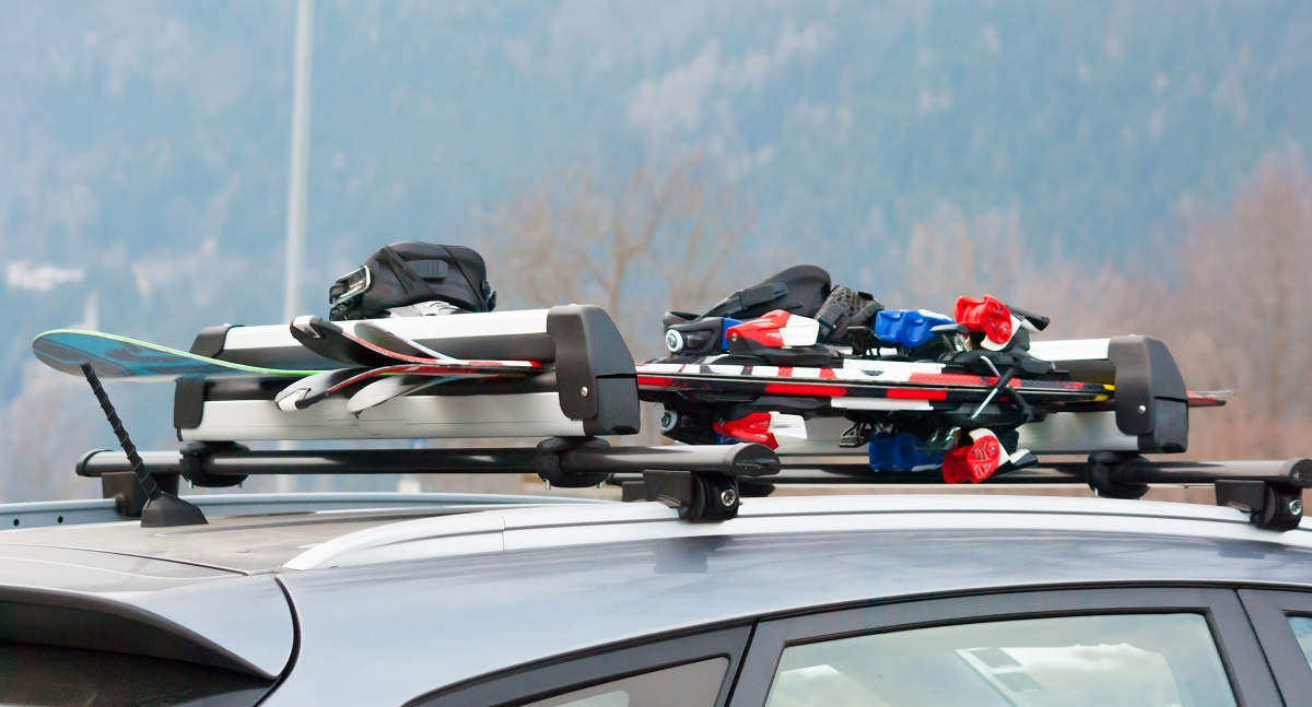 How to Transport Ski & Snowboard Equipment