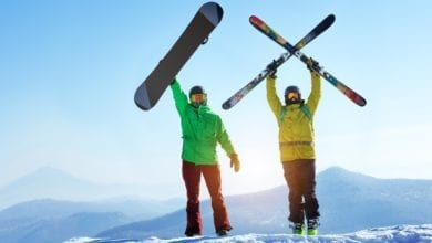 what's easier skiing or snowboarding
