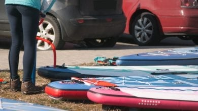 How to Repair & Patch Your Inflatable Paddle Board