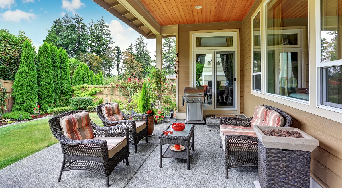 Must Have Items for Your Patio