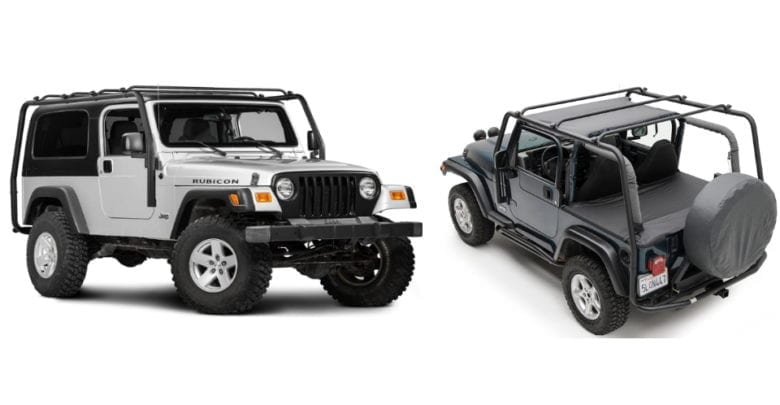 best roof racks for jeeps