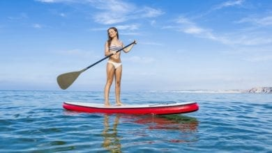 Myths About Inflatable Stand Up Paddle Boards