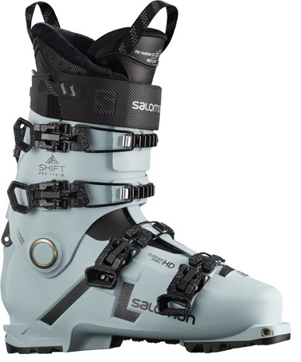 Salomon Shift Pro 110 W Alpine Touring Womens Ski Boots