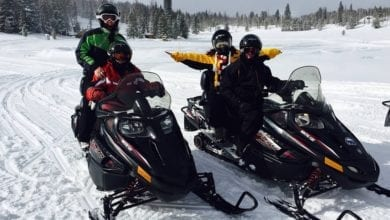 Tips For Snowmobiling Safely