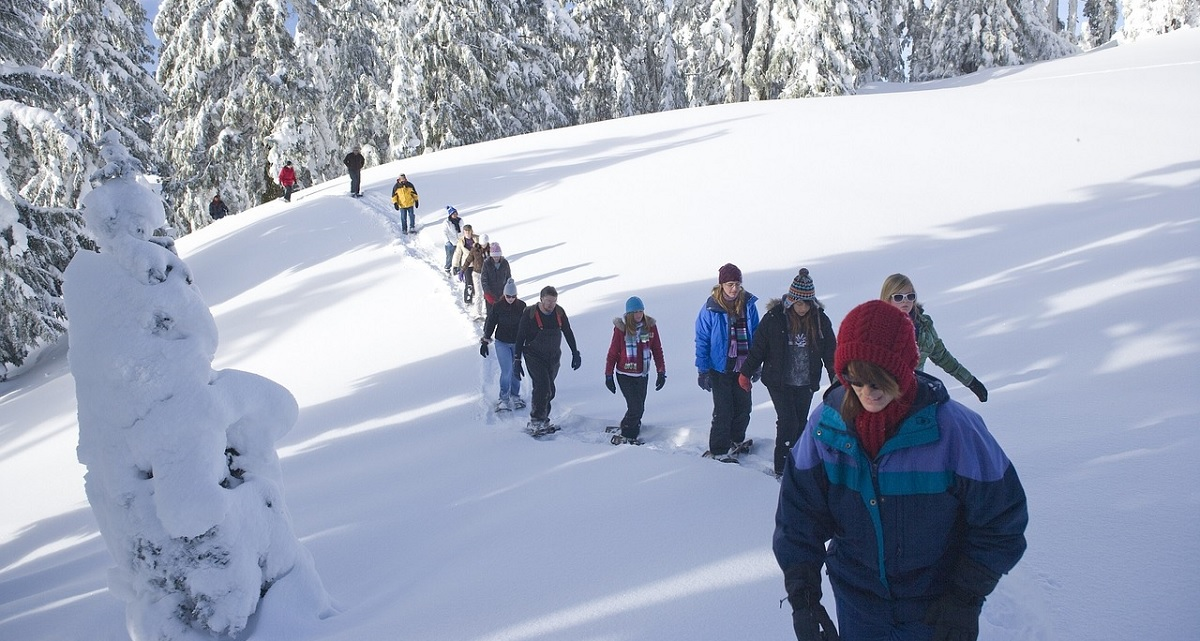 What to Wear Snowshoeing