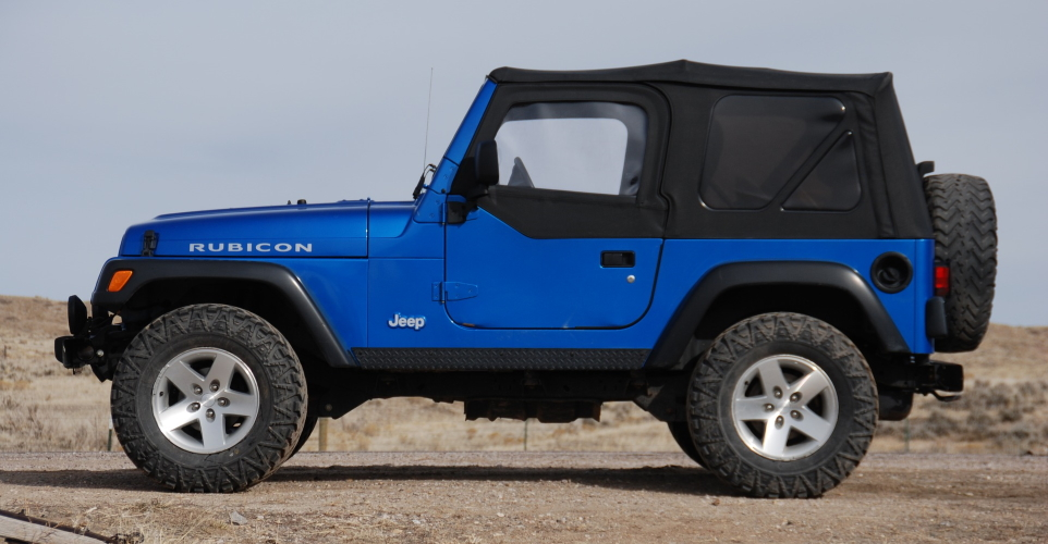 types of jeep soft tops
