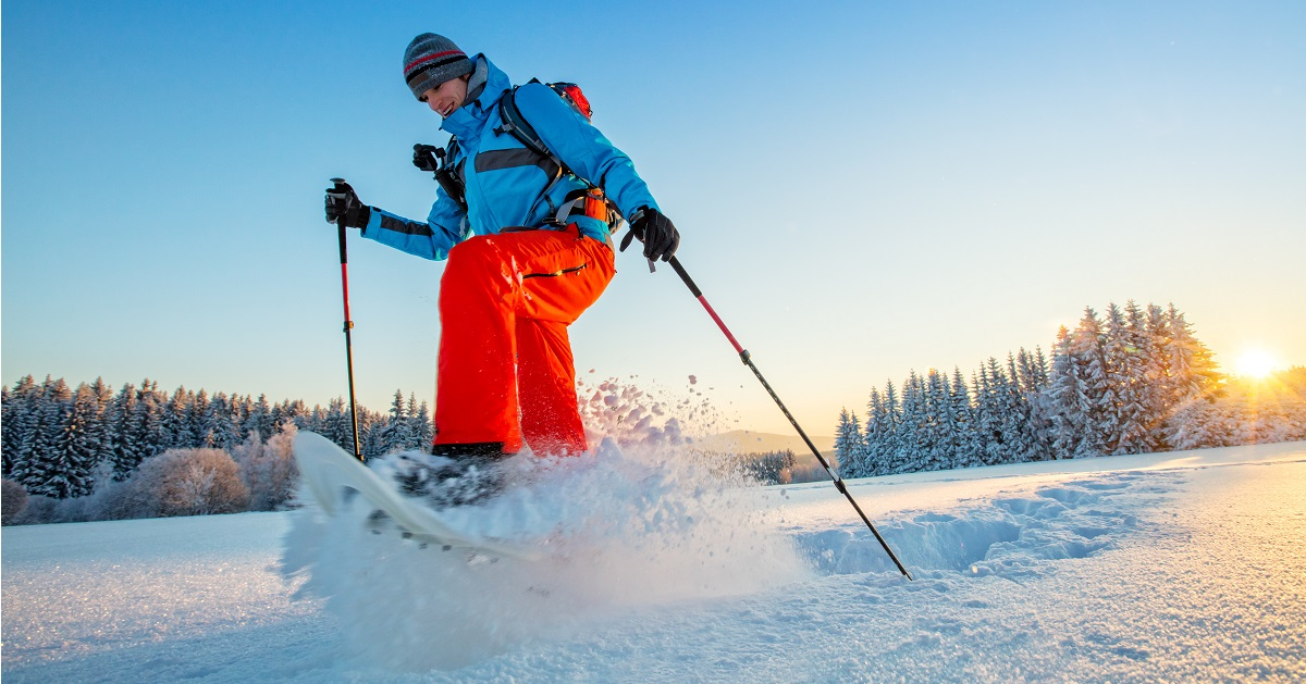 guide to snowshoe gear
