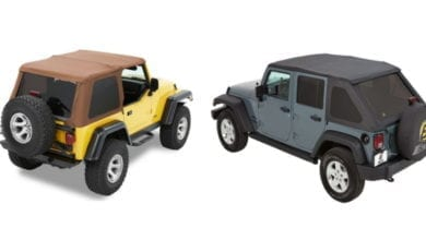 jeep soft tops reviews