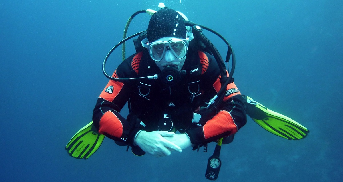 Essential Gear For Scuba Diving