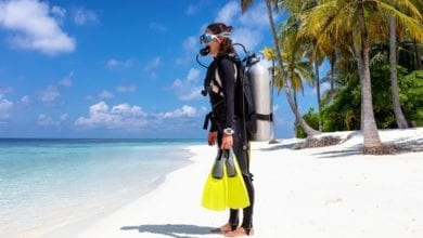 Packing List for Scuba Diving Travel
