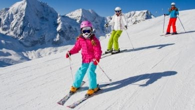 What Should a Beginner Wear Skiing
