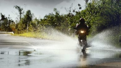 protective gear for motorcycle weather riding