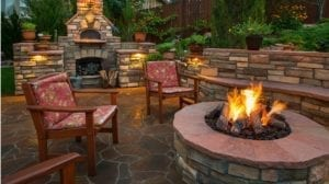 How to Stay Comfortable in the Winter on Your Patio