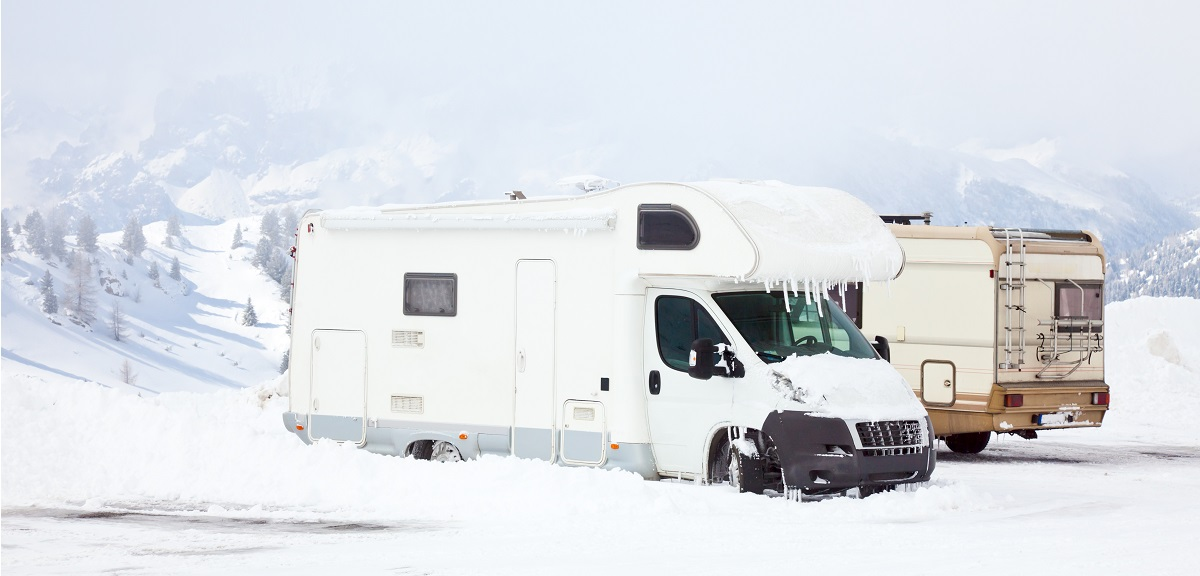 Tips for Winter RV Camping