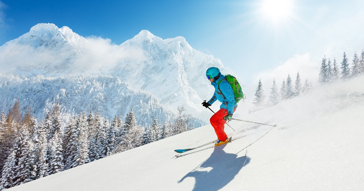 how to start skiing
