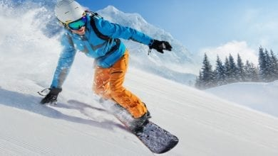 types of snowboards