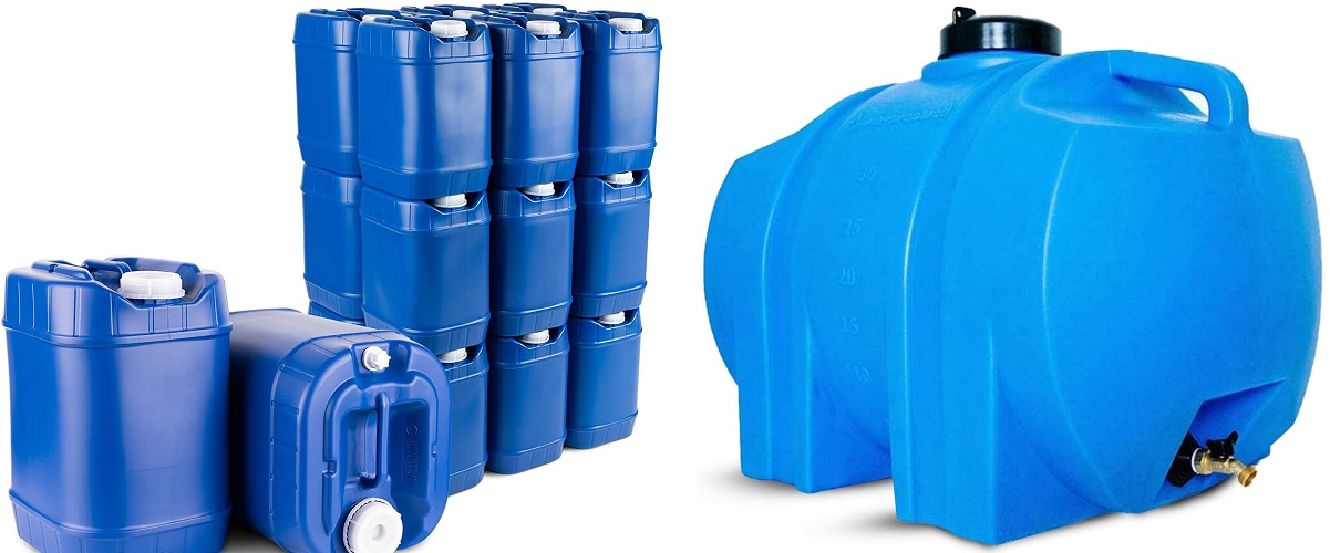 Best Water Storage Containers